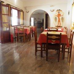 Отель Maistros Village питание
