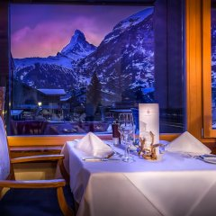 Отель Christiania Hotels & Spa Швейцария, Церматт - отзывы, цены и фото номеров - забронировать отель Christiania Hotels & Spa онлайн питание фото 2