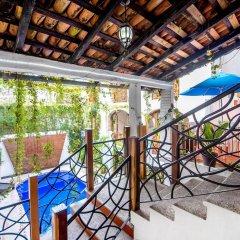 Hotel Hacienda de Vallarta Centro балкон