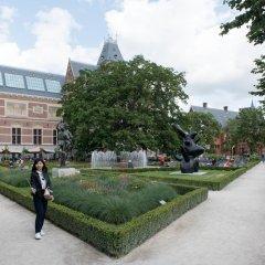Апартаменты Canal Belt apartments - Rijksmuseum area городской автобус