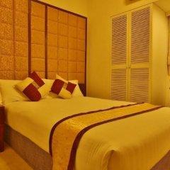 Отель Rayfont Hongqiao Hotel & Apartment Shanghai Китай, Шанхай - 1 отзыв об отеле, цены и фото номеров - забронировать отель Rayfont Hongqiao Hotel & Apartment Shanghai онлайн комната для гостей фото 3