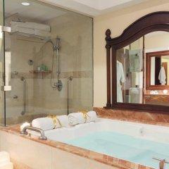 Отель Hilton Playa Del Carmen ванная фото 2