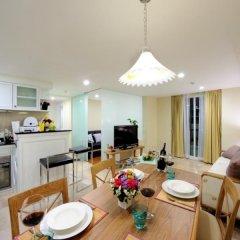 Апартаменты Sabai Sathorn Serviced Apartment Бангкок в номере