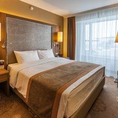 Гостиница DoubleTree by Hilton Tyumen в Тюмени - забронировать гостиницу DoubleTree by Hilton Tyumen, цены и фото номеров Тюмень комната для гостей фото 3
