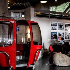 Hotel Le Val Thorens городской автобус