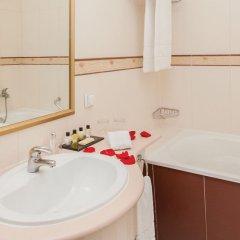 Гостиница Grand Tien Shan Hotel Казахстан, Алматы - 2 отзыва об отеле, цены и фото номеров - забронировать гостиницу Grand Tien Shan Hotel онлайн ванная фото 2