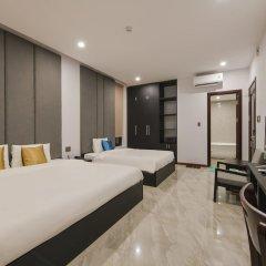 Отель Khong Cam Garden Villas Хойан комната для гостей фото 3