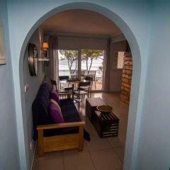 Отель Agi Marina Apartments Испания, Курорт Росес - отзывы, цены и фото номеров - забронировать отель Agi Marina Apartments онлайн балкон