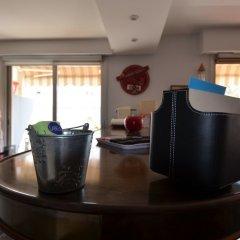 Отель MyNice Rouge Indien Франция, Ницца - отзывы, цены и фото номеров - забронировать отель MyNice Rouge Indien онлайн интерьер отеля фото 3