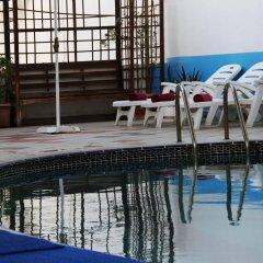 Отель Spark Residence Deluxe Hotel Apartments ОАЭ, Шарджа - отзывы, цены и фото номеров - забронировать отель Spark Residence Deluxe Hotel Apartments онлайн бассейн фото 3