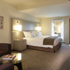 Отель InterContinental Barcelona, an IHG Hotel Испания, Барселона - 3 отзыва об отеле, цены и фото номеров - забронировать отель InterContinental Barcelona, an IHG Hotel онлайн комната для гостей фото 3