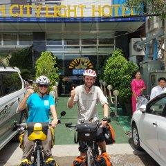 Golden City Light Hotel городской автобус