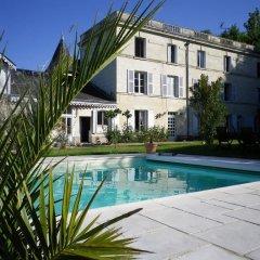 Отель Chambre D' Hôtes La Lucasserie Франция, Сомюр - отзывы, цены и фото номеров - забронировать отель Chambre D' Hôtes La Lucasserie онлайн бассейн
