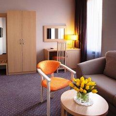 Гостиница Аэроотель Краснодар комната для гостей фото 3