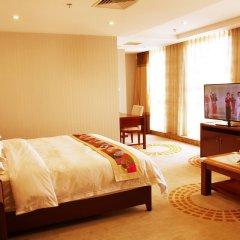 Fuyong Yulong Hotel комната для гостей фото 4