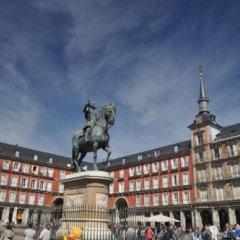 Отель Hostal Patria Madrid Испания, Мадрид - отзывы, цены и фото номеров - забронировать отель Hostal Patria Madrid онлайн