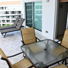 Отель Condo Costa Veleros by LATAM Vacation Rentals Масатлан балкон