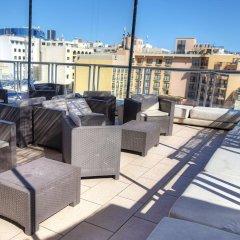 Alexandra Hotel Malta Сан Джулианс гостиничный бар