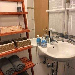 Отель Dream & Relax Apartment's Humboldt Германия, Нюрнберг - отзывы, цены и фото номеров - забронировать отель Dream & Relax Apartment's Humboldt онлайн ванная фото 2