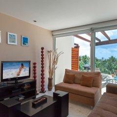 The Elements Oceanfront & Beachside Condo Hotel Плая-дель-Кармен интерьер отеля