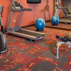 Отель Residence Inn Washington, DC / Dupont Circle фитнесс-зал фото 4