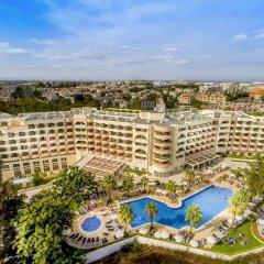 Отель Vila Gale Cerro Alagoa Hotel Португалия, Албуфейра - отзывы, цены и фото номеров - забронировать отель Vila Gale Cerro Alagoa Hotel онлайн пляж