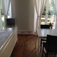 Отель Villa Sommerschuh Германия, Дрезден - отзывы, цены и фото номеров - забронировать отель Villa Sommerschuh онлайн комната для гостей фото 2