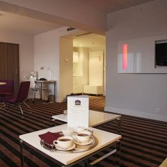 Best Western Premier Hotel Forum Katowice в номере фото 2