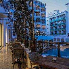 Lalila Blue Hotel By Blue Bay Platinum Мармарис балкон