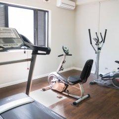 One Pacific Hotel фитнесс-зал