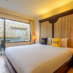 Отель Patong Lodge комната для гостей фото 2