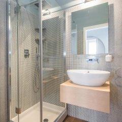 Отель Barberini Enchanting Terrace Apartment Италия, Рим - отзывы, цены и фото номеров - забронировать отель Barberini Enchanting Terrace Apartment онлайн ванная фото 2