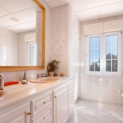 Отель Villa Savanna Кала-эн-Бланес ванная фото 2