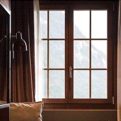 Отель HUUS Gstaad Швейцария, Занен - отзывы, цены и фото номеров - забронировать отель HUUS Gstaad онлайн удобства в номере