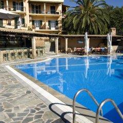 Отель Villa Yannis Греция, Корфу - отзывы, цены и фото номеров - забронировать отель Villa Yannis онлайн спортивное сооружение