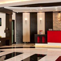 Отель Al Nawras Hotel Apartments ОАЭ, Дубай - 2 отзыва об отеле, цены и фото номеров - забронировать отель Al Nawras Hotel Apartments онлайн интерьер отеля фото 3