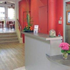 Отель Kyriad Hotel Lyon Centre Croix Rousse Франция, Лион - отзывы, цены и фото номеров - забронировать отель Kyriad Hotel Lyon Centre Croix Rousse онлайн интерьер отеля