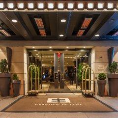 Отель Empire Hotel США, Нью-Йорк - 1 отзыв об отеле, цены и фото номеров - забронировать отель Empire Hotel онлайн вид на фасад
