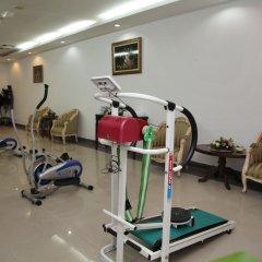 Sammy Dalat Hotel фитнесс-зал