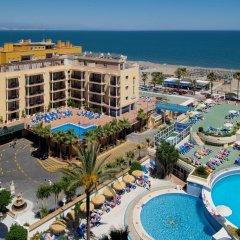 Отель Sol Don Marco пляж