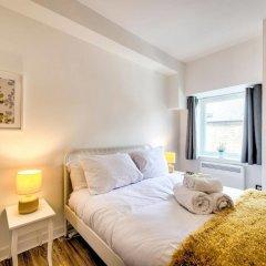 Отель Home Central Apartment Великобритания, Эдинбург - отзывы, цены и фото номеров - забронировать отель Home Central Apartment онлайн комната для гостей