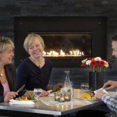 Отель Birkebeineren Apartments Норвегия, Лиллехаммер - отзывы, цены и фото номеров - забронировать отель Birkebeineren Apartments онлайн питание фото 3