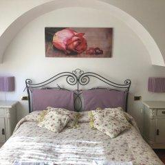 Отель Stella Монтеварчи сейф в номере