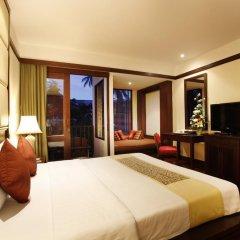Отель Duangjitt Resort, Phuket 5* Номер Премиум с различными типами кроватей фото 5