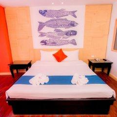 Отель Sea Breeze Jomtien Resort комната для гостей фото 8