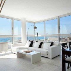 Отель Rent Top Apartments Olympic Village Испания, Барселона - отзывы, цены и фото номеров - забронировать отель Rent Top Apartments Olympic Village онлайн пляж