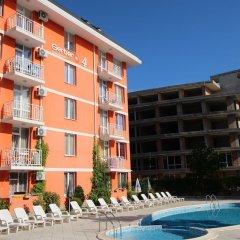 Апартаменты Menada Gerber 4 Apartments бассейн фото 2