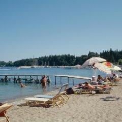 Ipsos Beach Hotel пляж