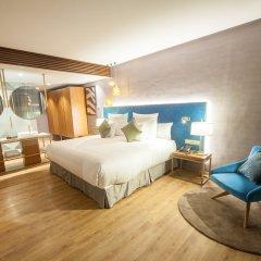 Отель Barcelo Anfa Casablanca комната для гостей фото 4