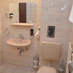 Отель City Hotel Tabor Австрия, Вена - отзывы, цены и фото номеров - забронировать отель City Hotel Tabor онлайн ванная